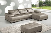 cow genuine leather sofa set living room furniture couch ...
