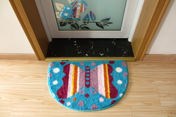 Goedkope Badkamer Matten : ∞handgemaakte deurmat voor vloer badkamer goedkope antislip