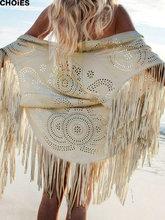 Kimono cuero AliExpress