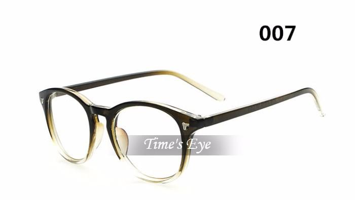 8d60f6b11f2ded Nouveau Lunettes Femmes Hommes Rétro Grand Cadre Triangle mètres nail optique  lunettes Unisexe de Haute Qualité 7 Couleur lunettes de soleil