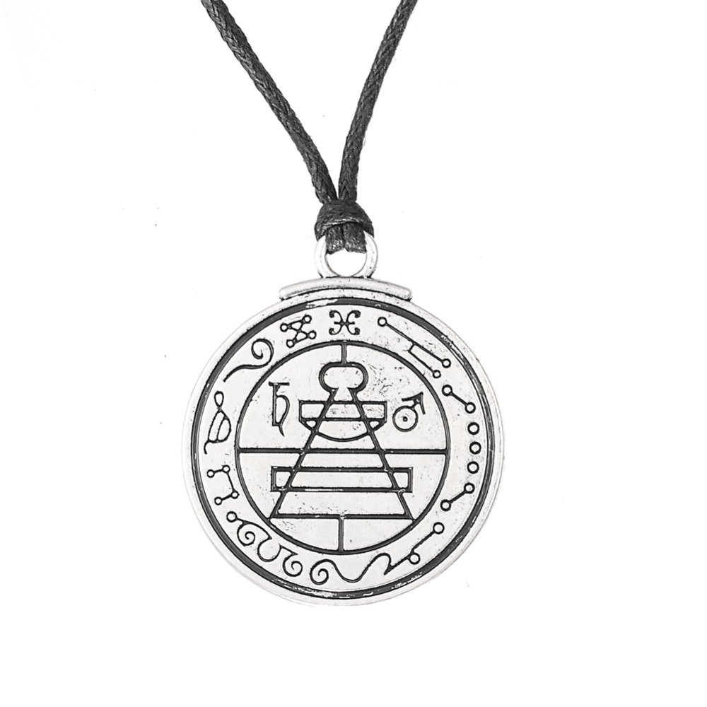 Talisman Secret Seal of Solomon Pentacle Pendant Hermetic