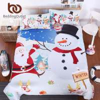 Popular Snowman Bedding Sets