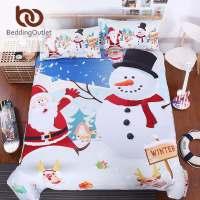 Popular Snowman Bedding Sets