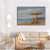 Popular Beach Chair Paintings-Buy Cheap Beach Chair ...