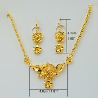 earrings for women gold 18 plated