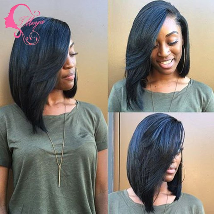 hair too short on one side - best hairstyles 2017