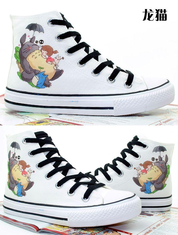 Nueva llegada mi vecino Totoro cosplay zapatos Unisex Totoro dibujos ...