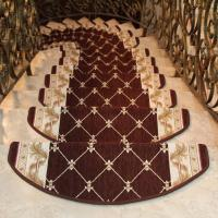 SunnyRain 13 Pieces Stair Carpet Sets Slip Resistance ...