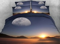 Popular Sunset Bedding-Buy Cheap Sunset Bedding lots from ...