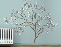 Popular Cherry Blossoms Decal