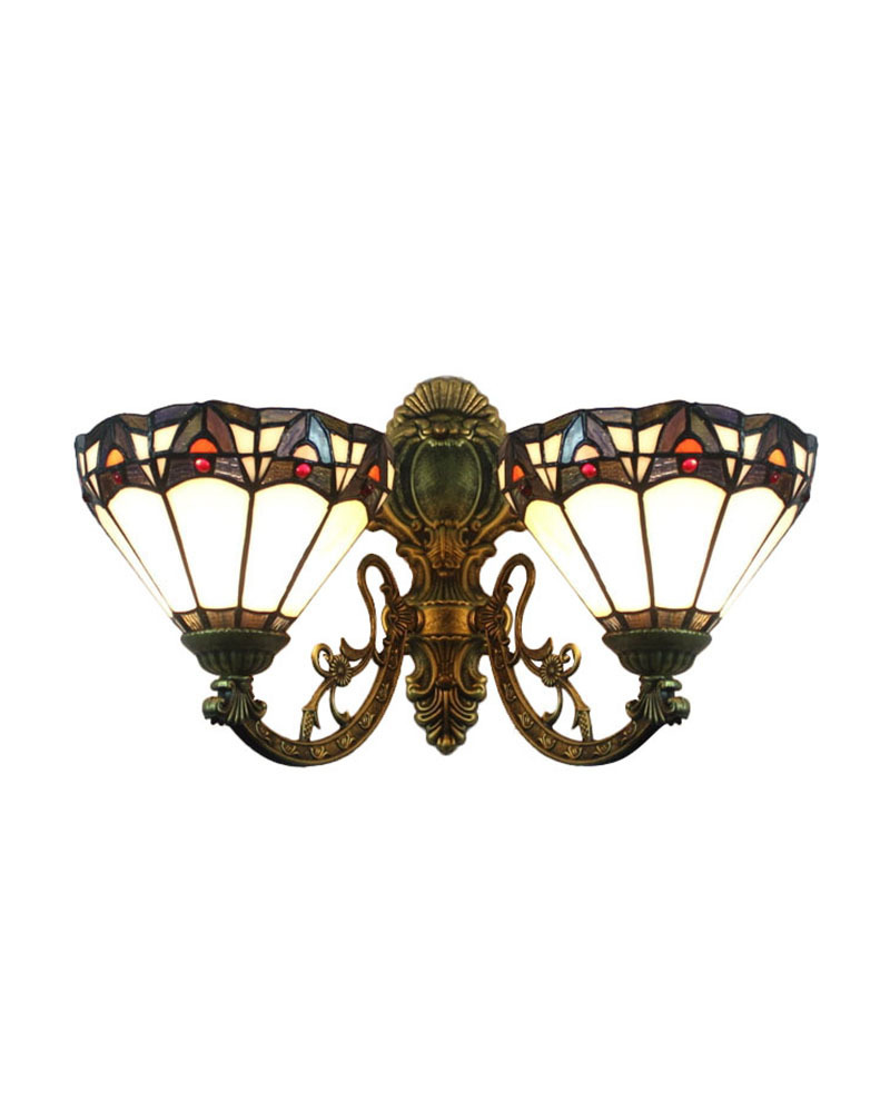 Popular Stained Glass Sconces