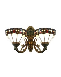 Popular Stained Glass Sconces-Buy Cheap Stained Glass ...