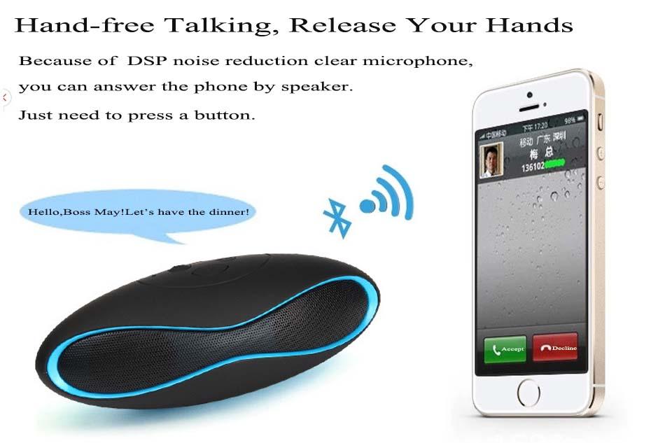 ahssuf bluetooth speaker caixa de som altavoz enceinte. Black Bedroom Furniture Sets. Home Design Ideas