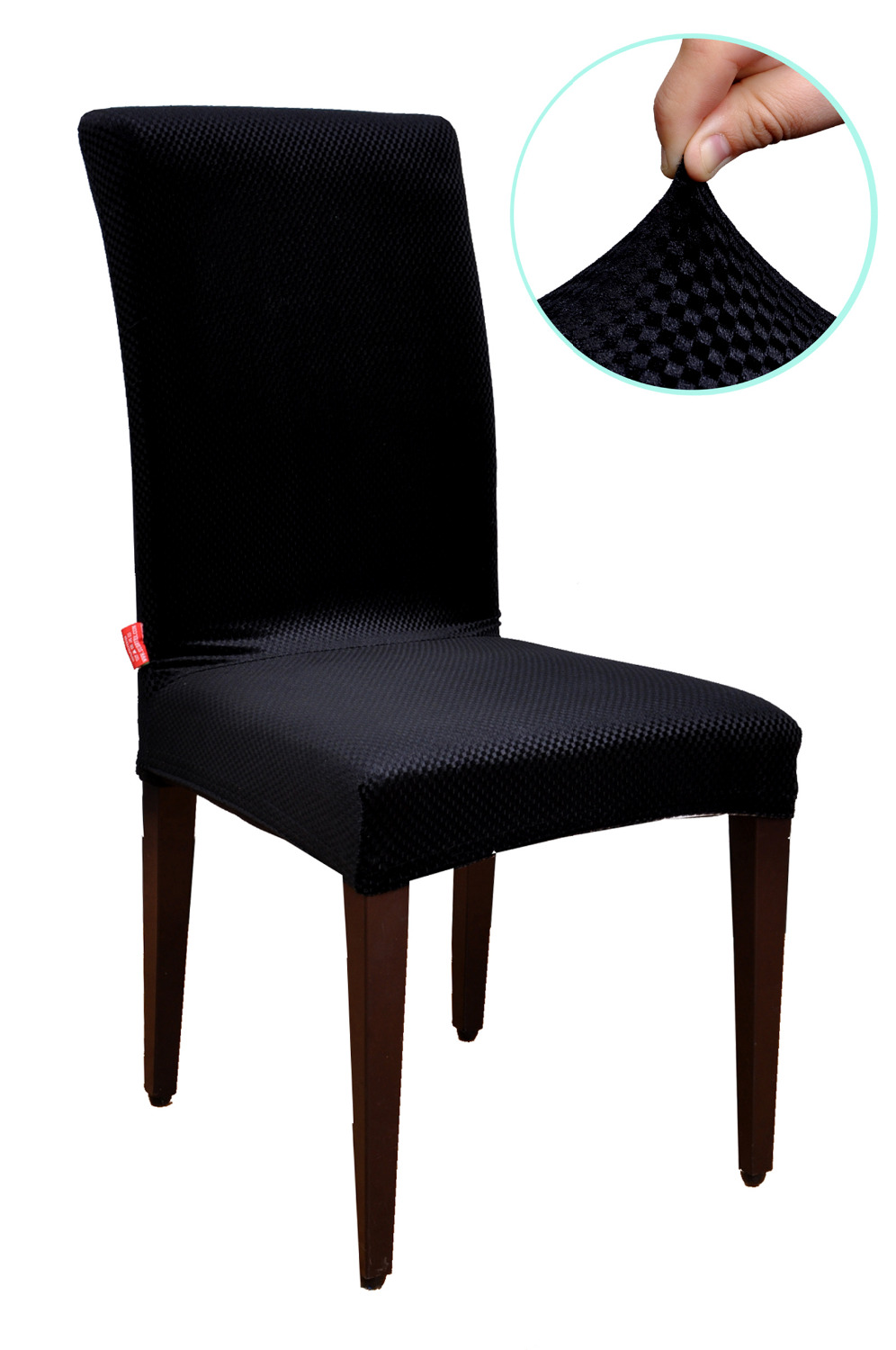 Dining Room Decoration Korea Spandex Fabric Chair Covers