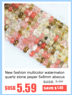 "5x8mm Naturel Facette Rouge Brésil Ruby Abacus Gemstone Loose Beads 15/"" AAA"