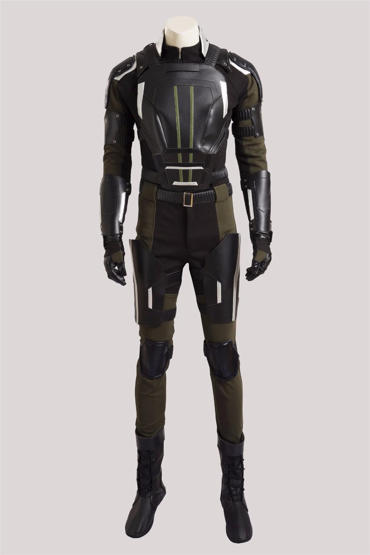 ᐂx-men cyclops cosplay halloween costumes - a693