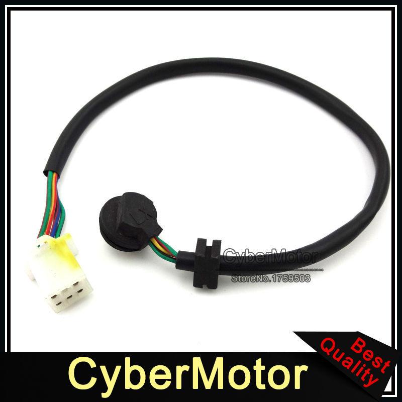Gear Position Sensor Switch Transmission Indicator 5 Wire For Chinese ATV  Quad 4 Wheeler Motorcycle Dirt Pit Motor Bike Go Kart