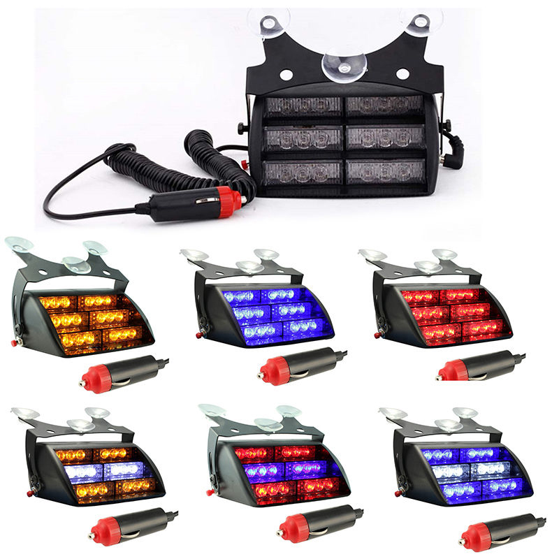 Online Get Cheap Led Emergency Vehicle Lights Aliexpress