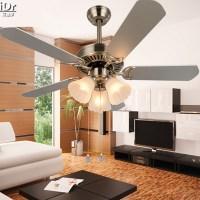 Modern minimalist living room ceiling fan light fan lights ...