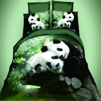 Popular Panda Comforter Set Twin-Buy Cheap Panda Comforter ...