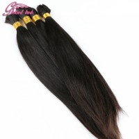 VIP Modern Unprocessed Indian Remy Hair Human Braiding ...
