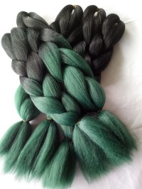 Aliexpress.com : Buy On Sale Black/Teal Green Ombre ...