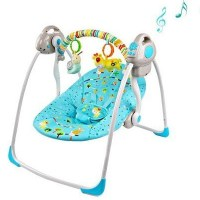 Multifunctional electric baby swing chair baby rocking ...