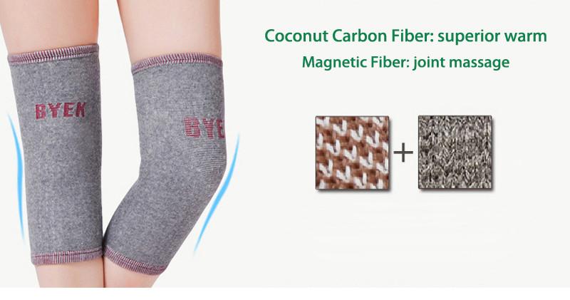 ⊰Tcare 1 par invierno terapia magnética mantener la rodilla ...