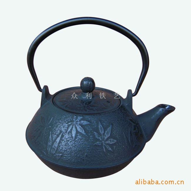 ヾ(^▽^)ノ800 ml artes amigos japonés de hierro fundido tetera Arce ...