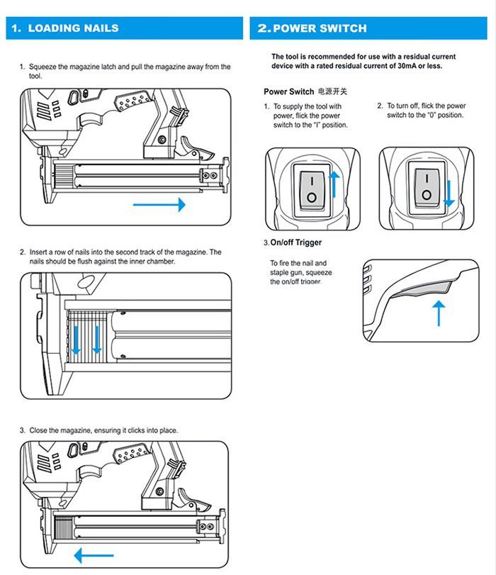 Lujoso Pistola De Uñas Brad Colección - Ideas Para Pintar Uñas ...