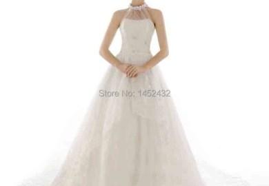 Lace Wedding Dress Petite