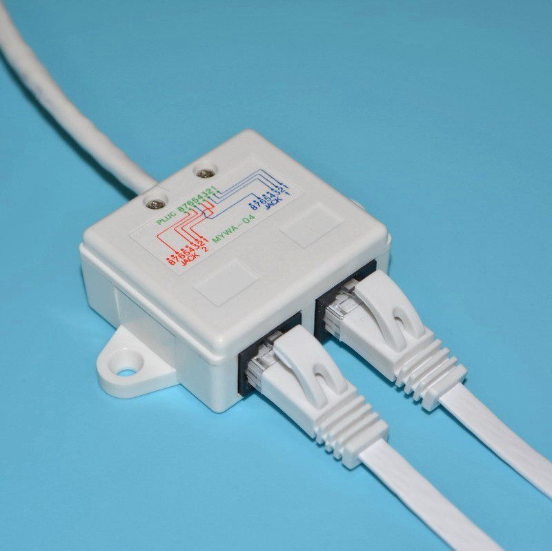 Pinout Wiring Information On How To Wire A 10baset Or 100baset