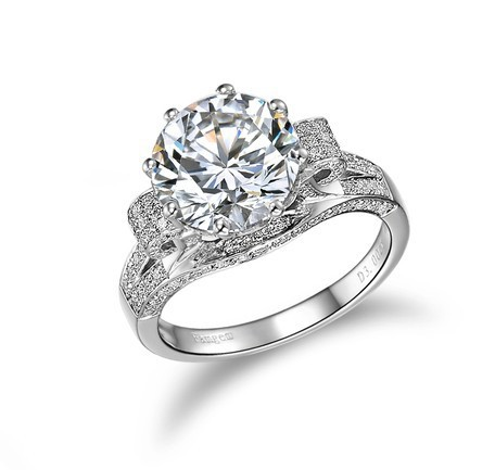 Engagement Rings But Real Ringscladdagh