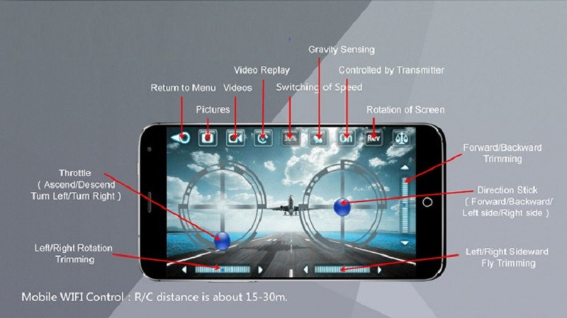 T210d Digital Ac Dc Voltage Resistance Clamp Meter : ✓ original mini ch axis gyro cheerson cx w rc quadcopter