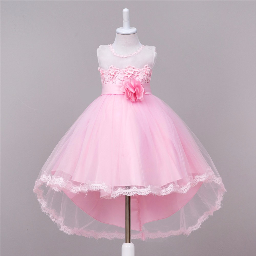 Vestido de niña niños vestidos para niñas 2 3 4 5 6 7 8 9 10 año ...