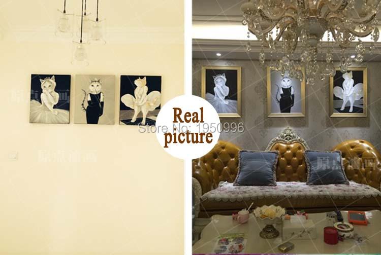 Dipinti Murali E Pittura Ad Ago : Stravagante dipinto ad olio kunstloft titanium in cm