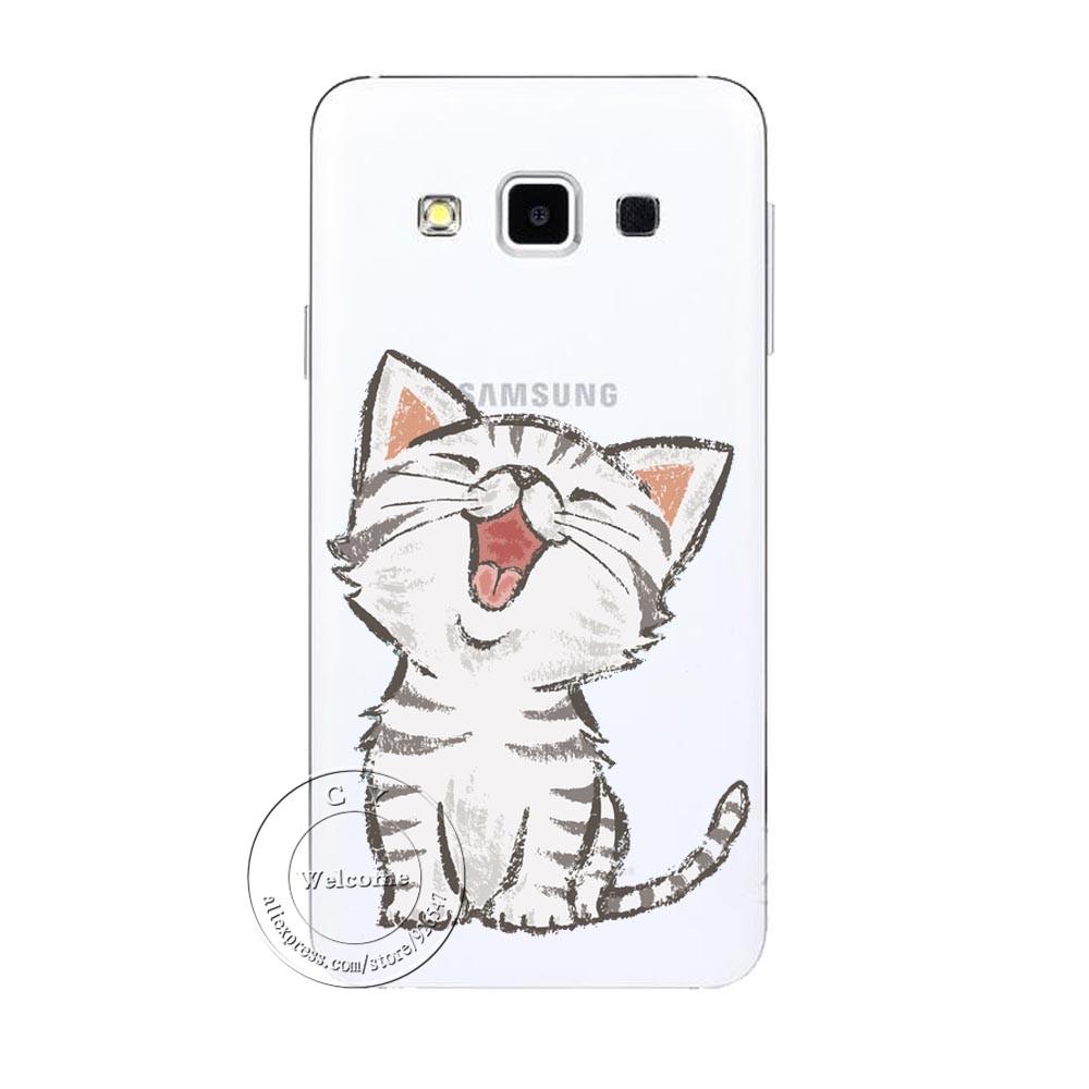 Etui plecki do Samsung Galaxy S3 S4 S5 Mini S6 S7 Edge Note