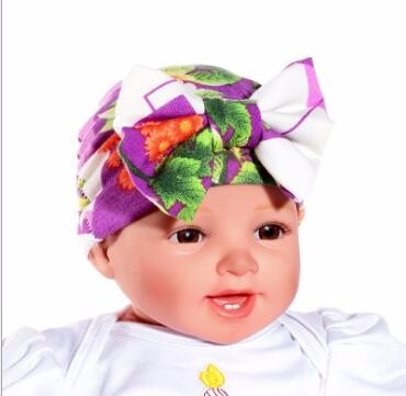 63c9aae28c1 on sale 1pcs 2017 Baby Knitting Hat Photography Accessories Girl Flower  india Cap Touca InfantilUSD 2.81 piece ...