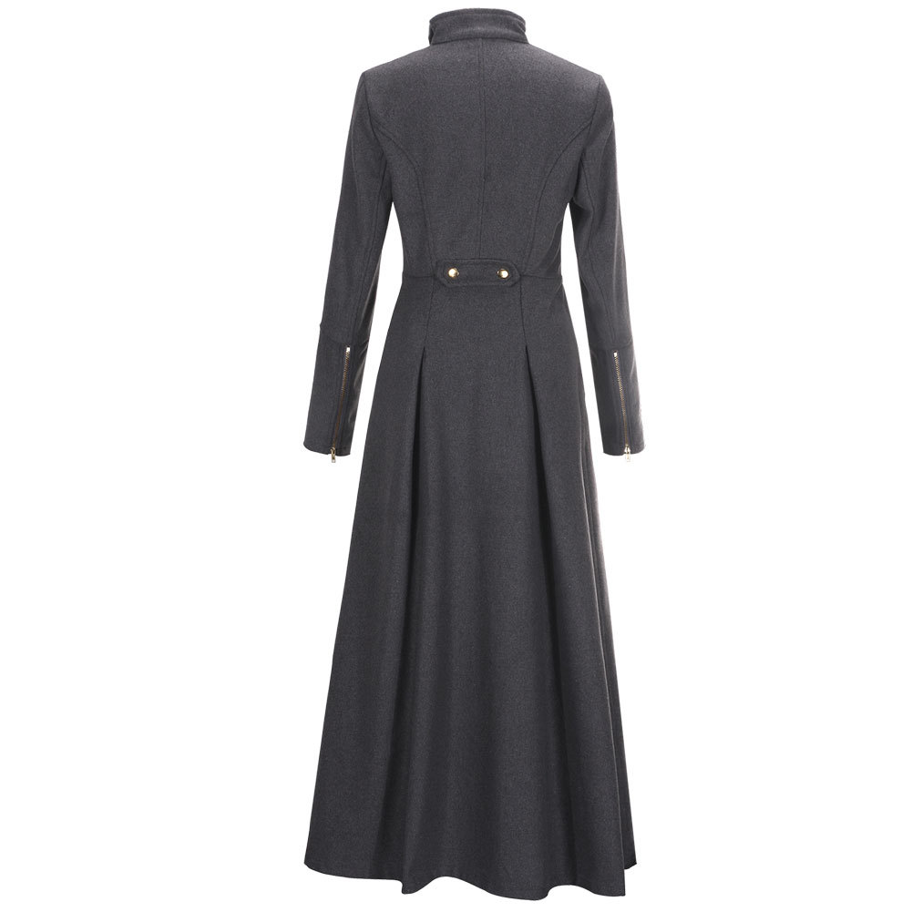2019 Wholesale Floor Length Coat Womens Winter Jackets And