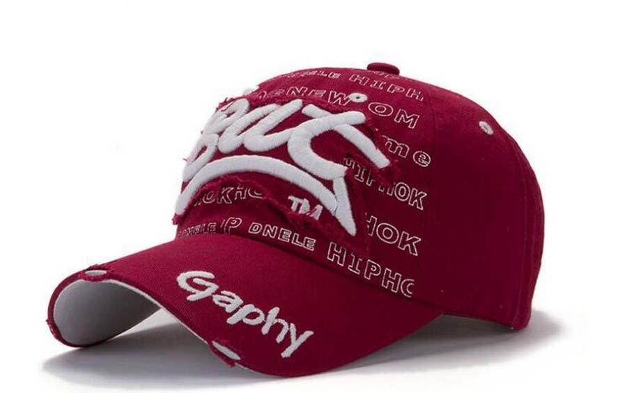 Composite Bats The new fashion BAT men's baseball caps New Branded hats Unisex Bone Baseball Hat For Man Distressed