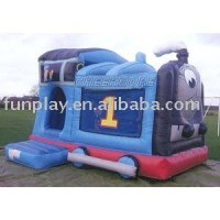 THOMAS THE TANK inflatable bouncer-in Inflatable Bouncers ...