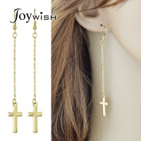 Popular Hanging Cross Earrings-Buy Cheap Hanging Cross ...