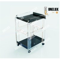 Online Buy Wholesale acrylic bar cart from China acrylic ...