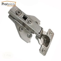 Probrico Soft Close Kitchen Cabinet Hinges 5Pair CHRH104HA