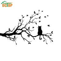 Silhouette Tree Wall Decal Reviews - Online Shopping ...