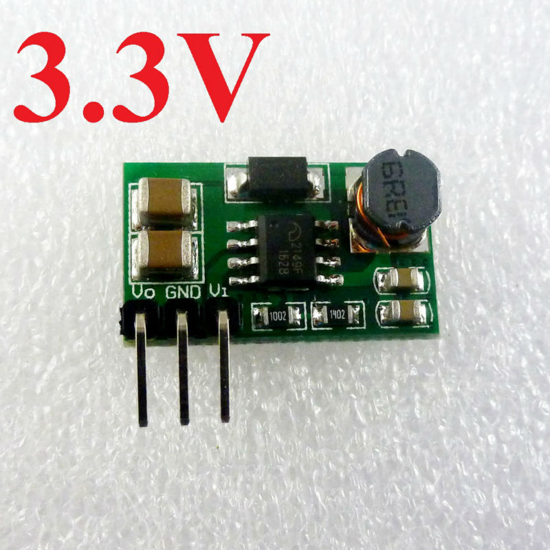 Dcdc Converter To Step Up Input Voltage