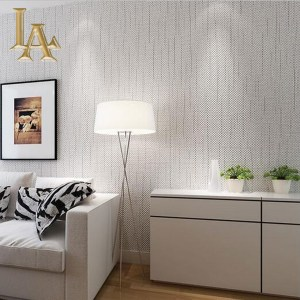 textured living grey simple solid striped wall modern bedroom beige decor aliexpress aliexpresscom