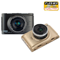 100 Original Novatek 96223 Car DVR Car Camera Dashcam 3 inch 1080P Full HD Viechle Video