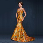 Traditional Chinese Long Dresses