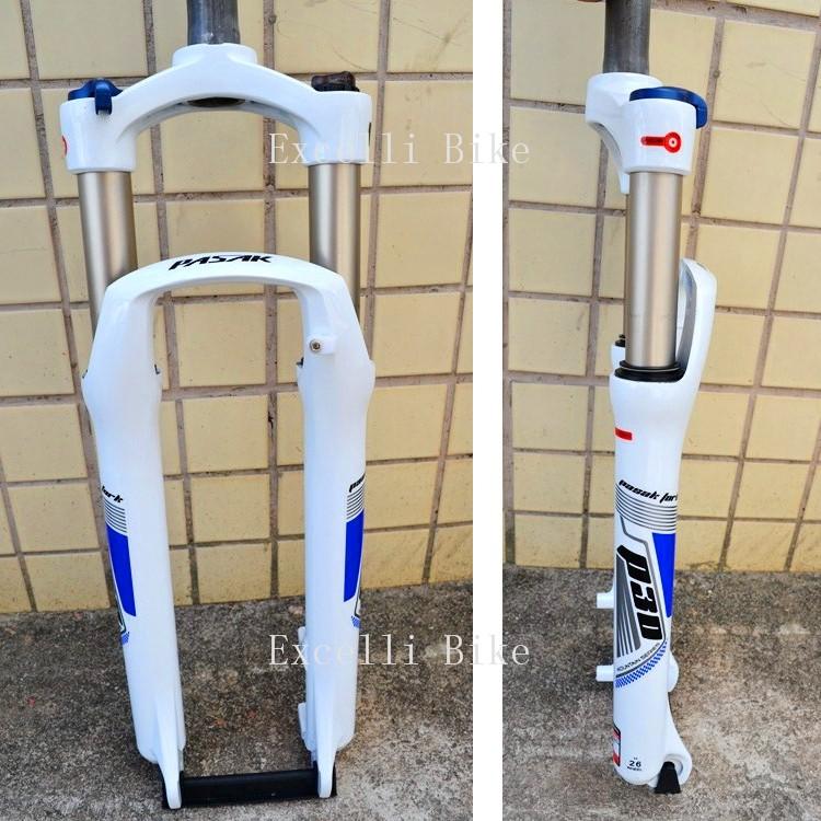 2x Grand Bleu Foncé Fox Shox Queue Autocollant Vinyle Autocollant fourches//Vélo//frame set